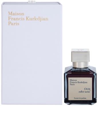 Maison Francis Kurkdjian Oud Velvet Mood Parfüm Extrakt unisex