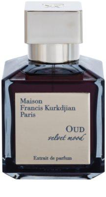 Maison Francis Kurkdjian Oud Velvet Mood extrato de perfume unissexo 2