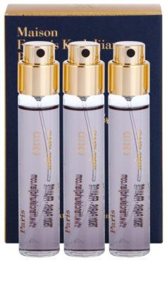 Maison Francis Kurkdjian Oud Velvet Mood parfumski ekstrakt uniseks  polnilo 1