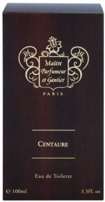 Maitre Parfumeur et Gantier Centaure eau de toilette férfiaknak 4