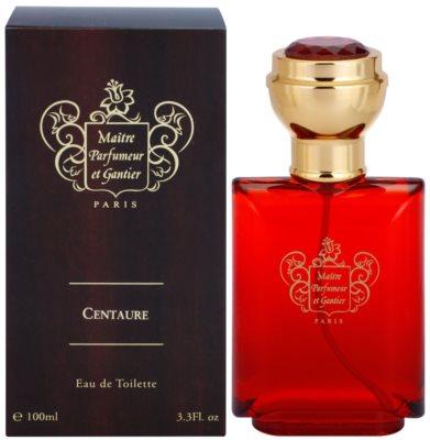Maitre Parfumeur et Gantier Centaure eau de toilette férfiaknak