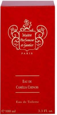 Maitre Parfumeur et Gantier Camelia Chinois Eau de Toilette für Damen 4