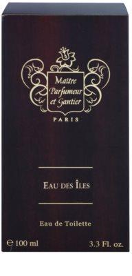 Maitre Parfumeur et Gantier Eau des Iles toaletna voda za moške 4