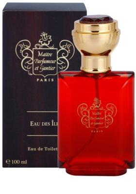 Maitre Parfumeur et Gantier Eau des Iles toaletna voda za moške 1