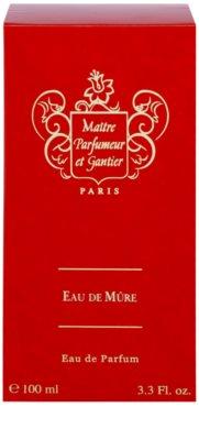 Maitre Parfumeur et Gantier Eau de Mure Eau de Parfum for Women 4