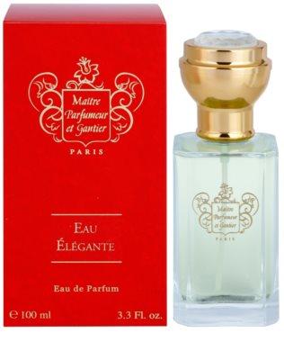 Maitre Parfumeur et Gantier Eau Élégante eau de parfum nőknek
