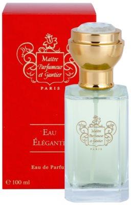 Maitre Parfumeur et Gantier Eau Élégante Eau de Parfum para mulheres 1
