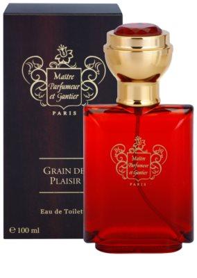Maitre Parfumeur et Gantier Grain de Plaisir туалетна вода для чоловіків 1