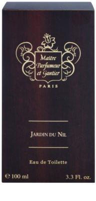 Maitre Parfumeur et Gantier Jardin du Nil Eau de Toilette para homens 4