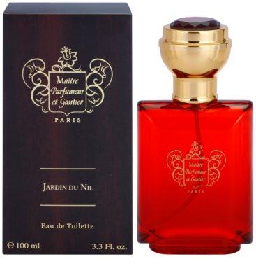 Maitre Parfumeur et Gantier Jardin du Nil Eau de Toilette pentru barbati