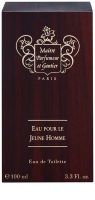Maitre Parfumeur et Gantier Eau Pour le Jeune Homme toaletna voda za moške 4