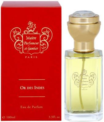 Maitre Parfumeur et Gantier Or Des Indes eau de parfum nőknek