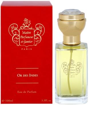 Maitre Parfumeur et Gantier Or Des Indes eau de parfum para mujer