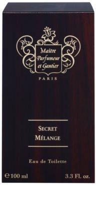 Maitre Parfumeur et Gantier Secret Mélange тоалетна вода за мъже 4