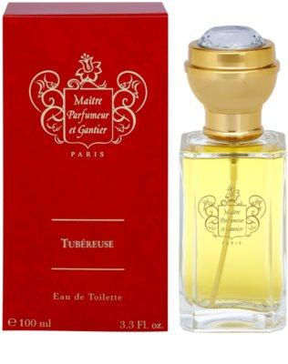 Maitre Parfumeur et Gantier Tubereuse Eau de Parfum para mulheres