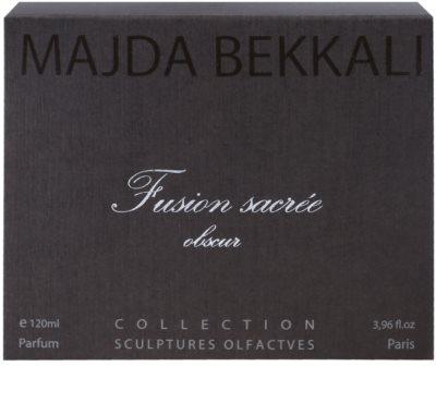 Majda Bekkali Fusion Sacrée Obscur parfémovaná voda pre mužov 4