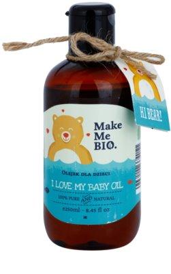Make Me BIO Baby Care Körperöl für Kinder ab der Geburt