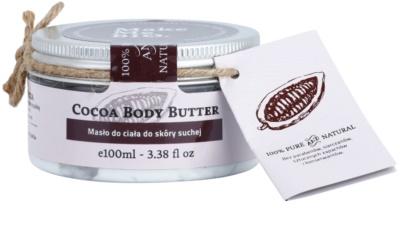 Make Me BIO Body Care masło kakaowe do skóry suchej
