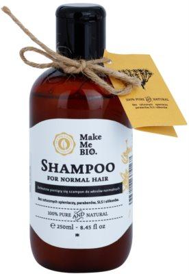 Make Me BIO Hair Care champô para cabelo normal