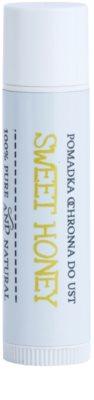 Make Me BIO Lip Care Sweet Honey schützendes Lippenbalsam