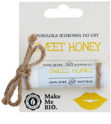 Make Me BIO Lip Care Sweet Honey ajakvédő balzsam 1