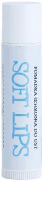 Make Me BIO Lip Care Soft Lips bálsamo protetor para lábios