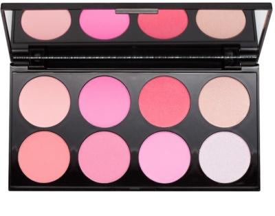 Makeup Revolution Ultra Blush All About Pink paleta róży