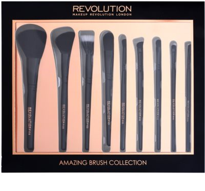 Makeup Revolution Amazing Pinselset 1