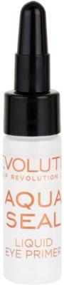 Makeup Revolution Aqua Seal fiksator senčil in podlaga za senčila za oči 2v1