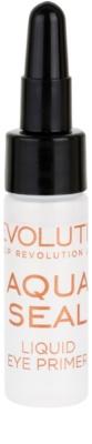 Makeup Revolution Aqua Seal fixador de sombras e pré-base 2 em 1