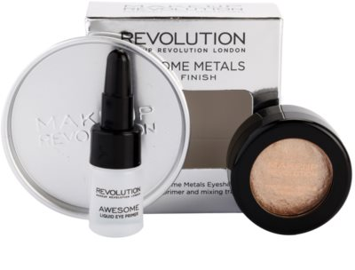 Makeup Revolution Awesome Metals sombra de ojos 1