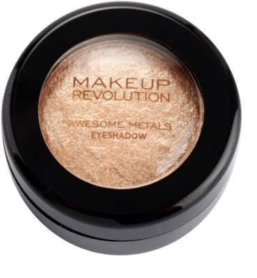 Makeup Revolution Awesome Metals sombra de ojos