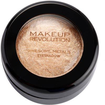 Makeup Revolution Awesome Metals сенки за очи