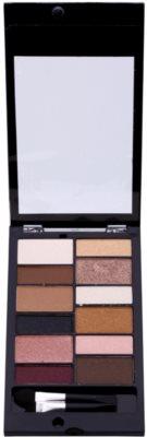 Makeup Revolution Awesome paleta senčil za oči in obrvi