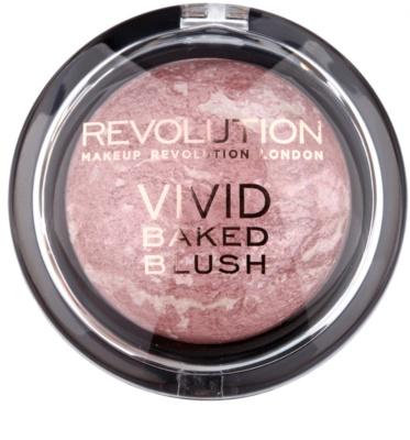 Makeup Revolution Vivid Baked Blush  1