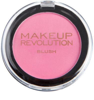 Makeup Revolution Blush arcpirosító