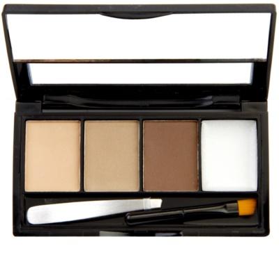 Makeup Revolution I ♥ Makeup Brows Kit zestaw do brwi