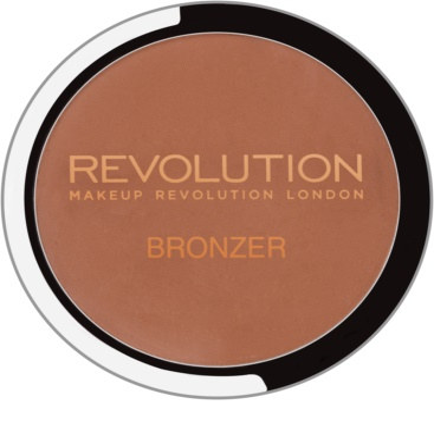 Makeup Revolution Bronzer bronzer se zrcátkem a aplikátorem