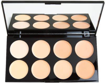 Makeup Revolution Cover & Conceal палитра коректори