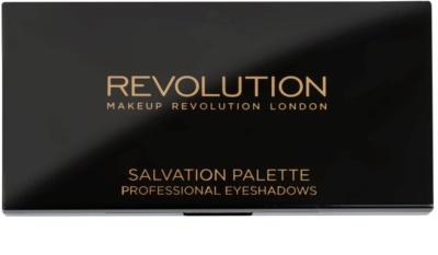 Makeup Revolution Colour Chaos szemhéjfesték paletták 3