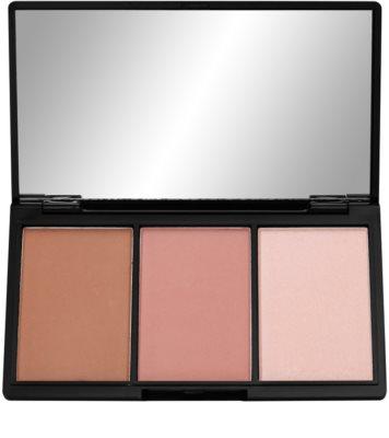 Makeup Revolution I ♥ Makeup Definition paleta do konturowania twarzy