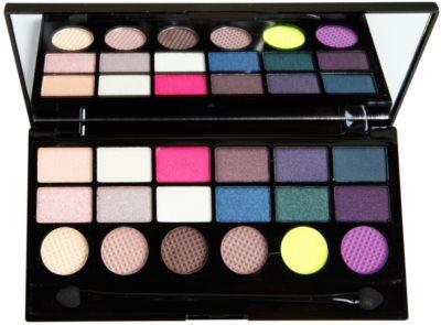 Makeup Revolution Dia De Los Muertos paleta cieni do powiek