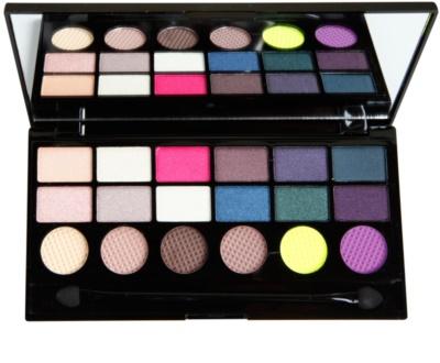 Makeup Revolution Dia De Los Muertos paleta de sombras