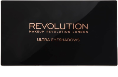 Makeup Revolution Eyes Like Angels палетка тіней 1