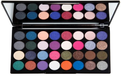 Makeup Revolution Eyes Like Angels Palette mit Lidschatten