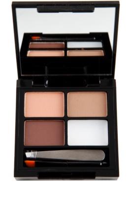 Makeup Revolution Focus & Fix sada pro dokonalé obočí