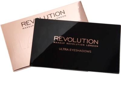 Makeup Revolution Flawless paleta de sombras de ojos 2