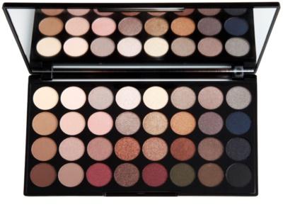 Makeup Revolution Flawless paleta očních stínů