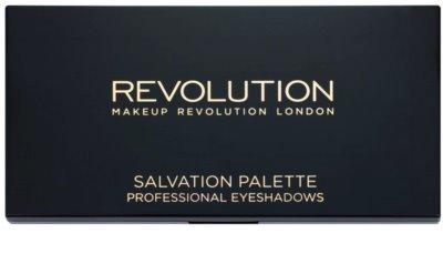 Makeup Revolution Girl Panic Palette mit Lidschatten 2
