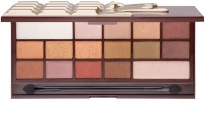 Makeup Revolution I ♥ Makeup Golden Bar paleta očních stínů